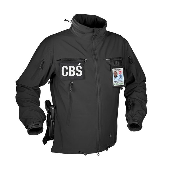 COUGAR® QSA™ + HID™ Jacket - Soft Shell Windblocker