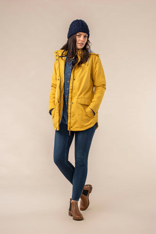 Women's Winter Raincoats