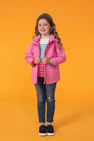 Girl's Raincoats & Jackets