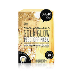 Oh K! Mix Your Own Gold Dust Peel Off Mask - Oh K! Life