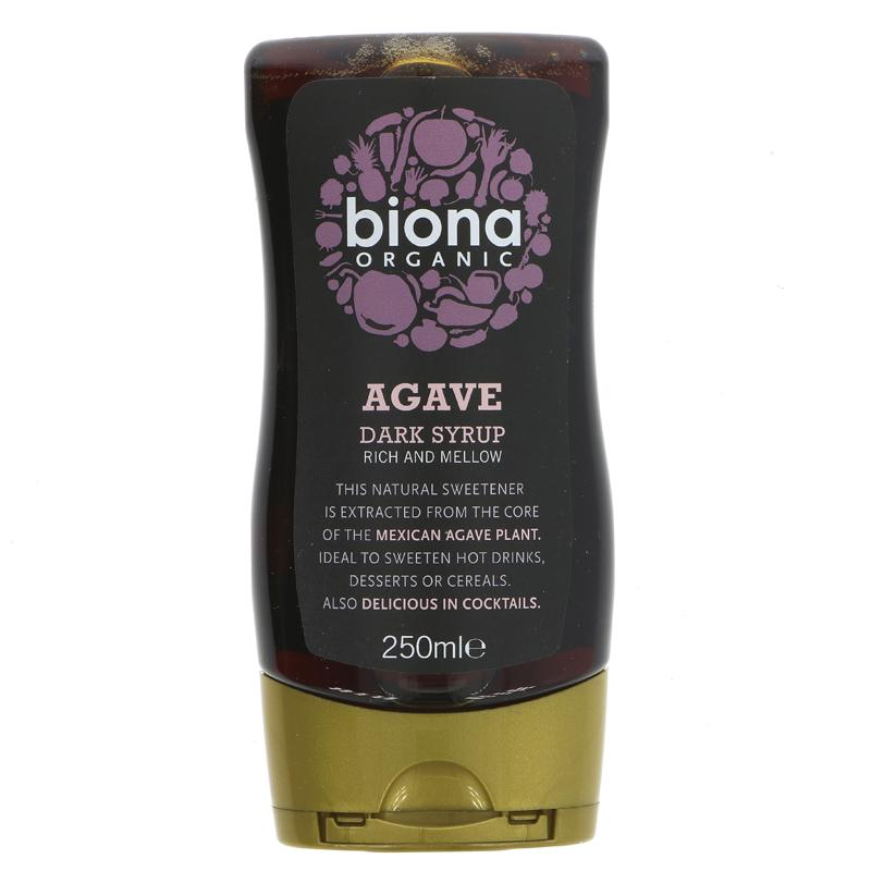 Biona Dark Agave Syrup (250ml)