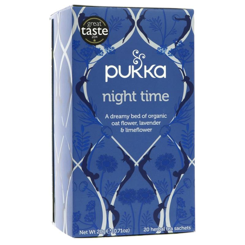 Pukka Night Time (20 bags)