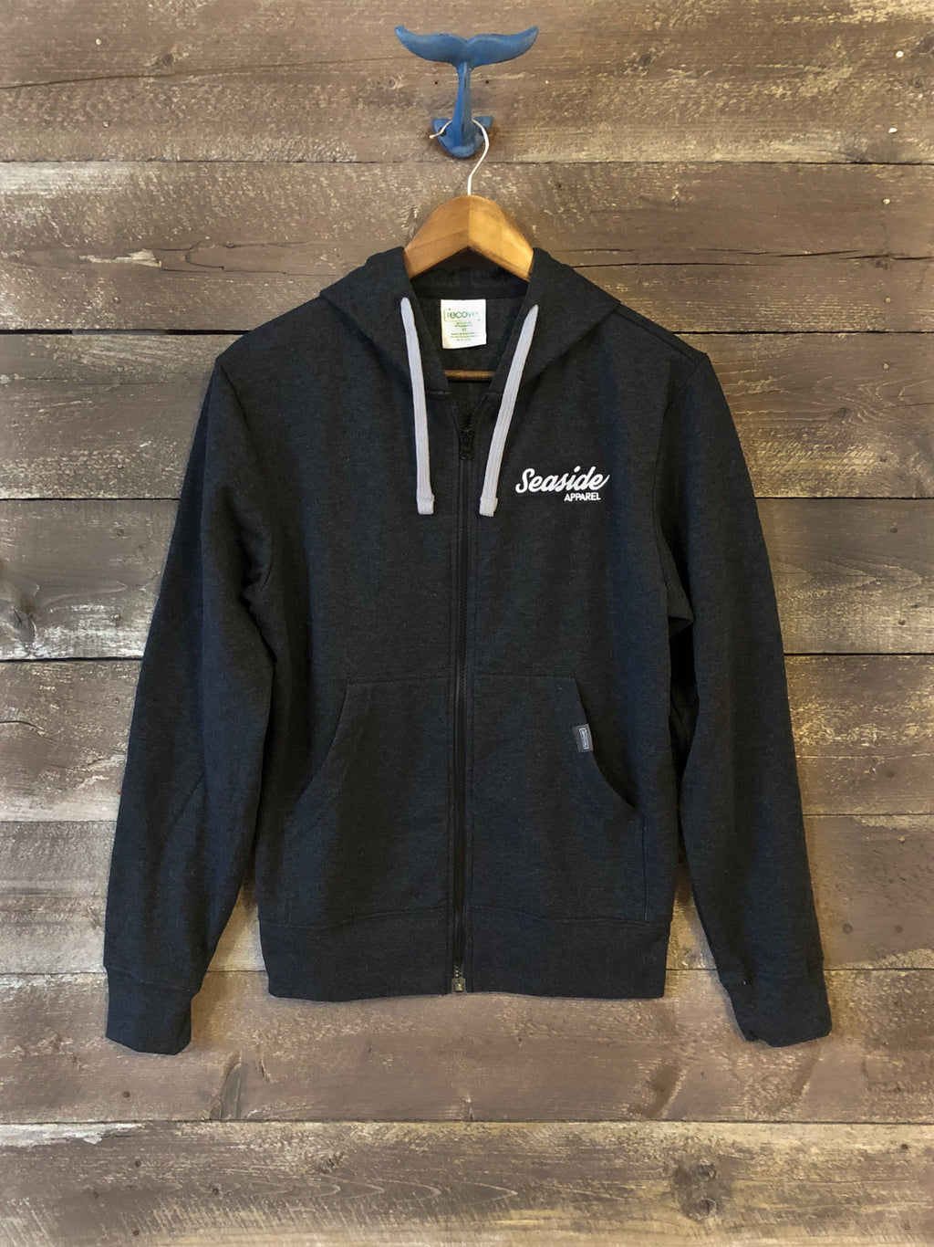 Seaside Zip-Hoody