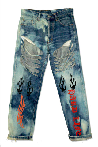CUSTOM DENIM JEANS