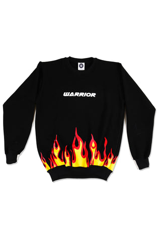 COSMIC FIRE SWEATSHIRT