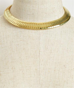 retro elegant choker necklace - Iconic Trendz Boutique