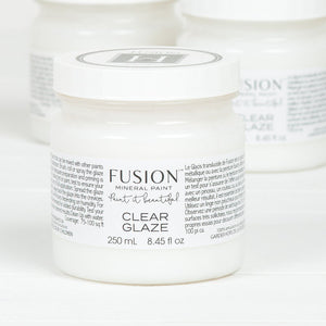 Fusion Mineral Paint Glaze - The Reclaimed Treasures LLC
