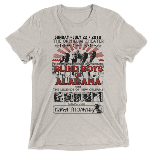 Blind Boys of Alabama Concert Tee