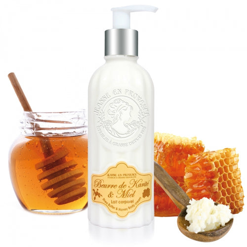 Shea Butter & Honey Body Lotion