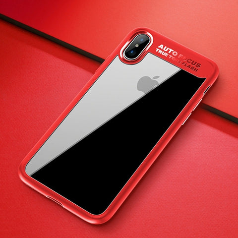 SLIM FULL PROTECTIVE (Red)