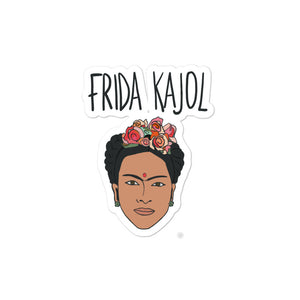FRIDA-KAJOL STICKER