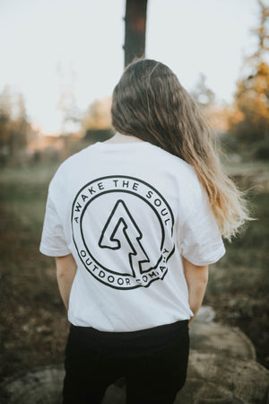 Logo Shirt (White)