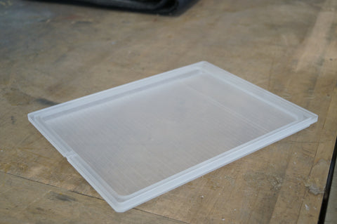 Custom sized ACRYLIC SLIDER for your tablet