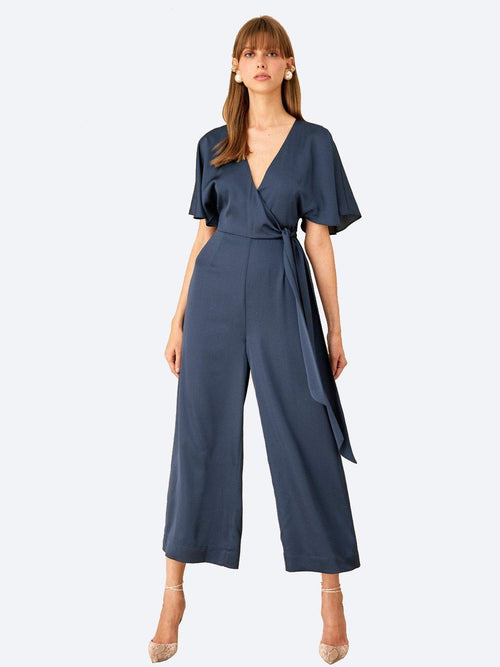 Yeltuor - KEEPSAKE - Jumpsuits & Playsuits - KEEPSAKE RAINDROPS JUMPSUIT -  -