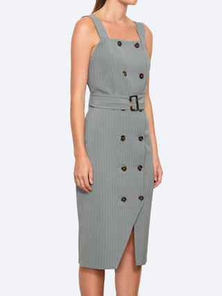Yeltuor - WISH - Dresses - LANEWAY MIDI DRESS -  -
