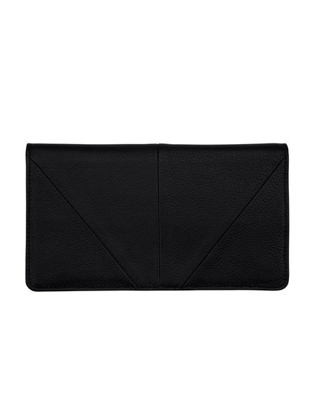 Yeltuor - STATUS ANXIETY - WALLETS - Status Anxiety Triple Threat Wallet - Black -  N/A