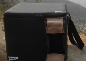 Leatherette Supercooler