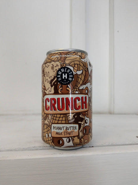 Hammerton Crunch 5.4% (330ml can)