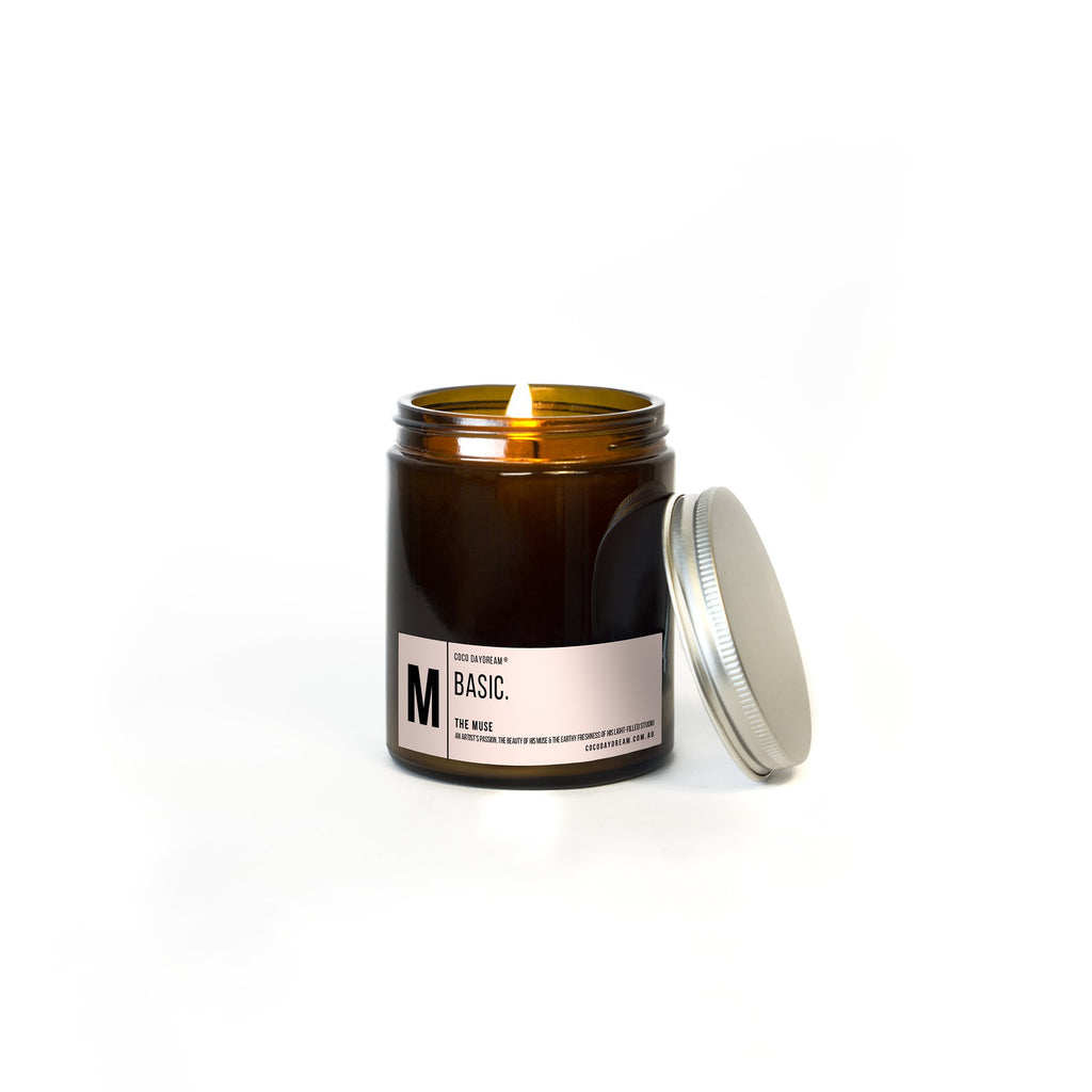Basic Candle. M - The Muse