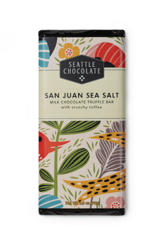 San Juan Sea Salt Truffle Bar