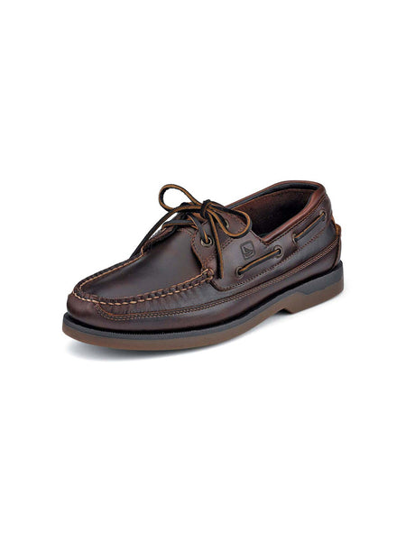 Men's Sperry Amaretto Mako 2-Eye Canoe Moc Boat Shoe 0764027