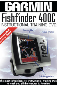 Garmin Fishfinder 400c