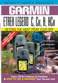 Garmin Etrex Legend C / Cx / H / Hcx