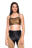 Success Sports Bra - Old Gold