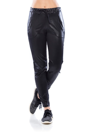 Athleisure Pants - Black