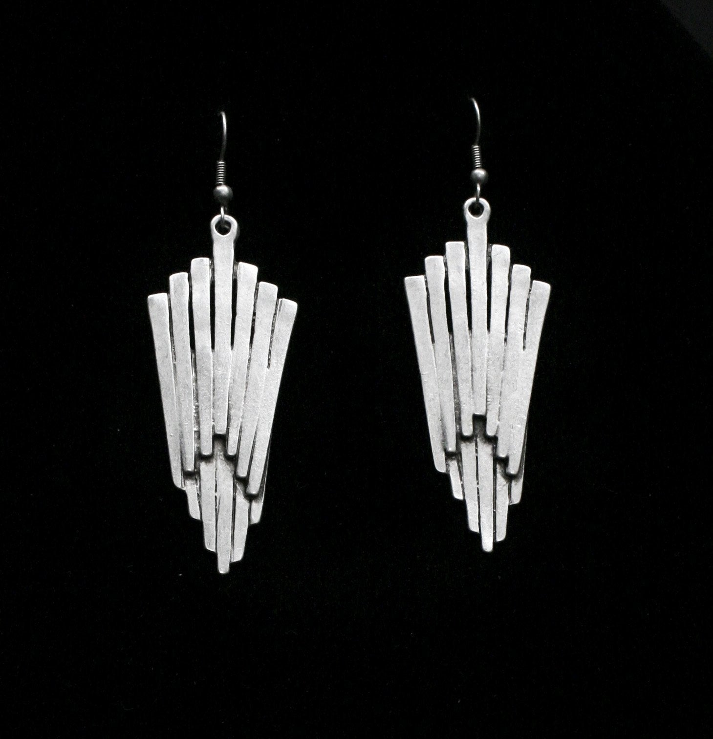 Pewter Earrings - SKU# 4606