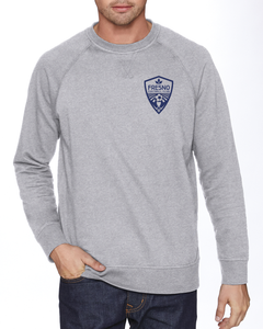 Crest French Terry Raglan