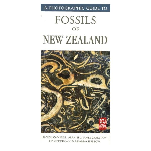 Fossils Of New Zealand - A Photographic Guide
