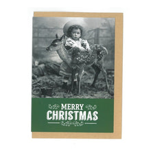 Museum Merry Christmas Greeting Cards