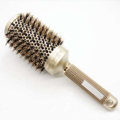 Professional Boar Bristle Hair Brush