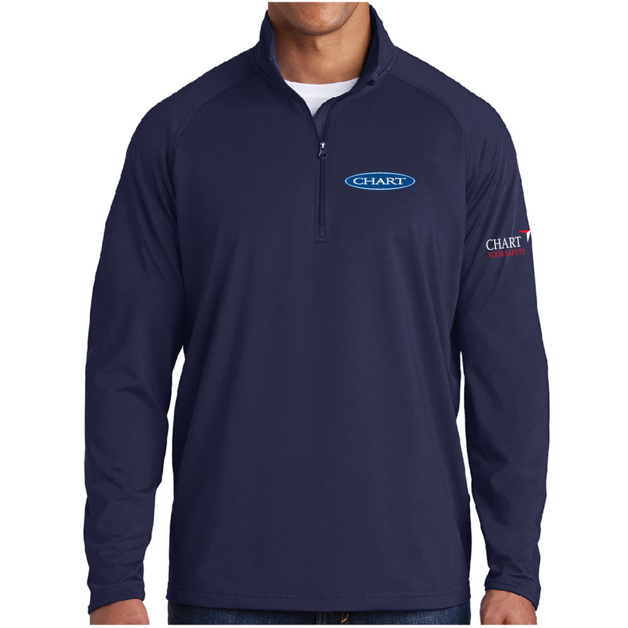 CI - SPORT-WICK STRETCH 1/2 ZIP - Advanced Sportswear Inc, - Newport, MN