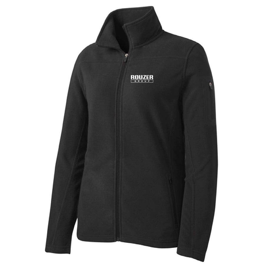 Rouzer Ladies Summit Fleece Jacket - Advanced Sportswear Inc, - Newport, MN
