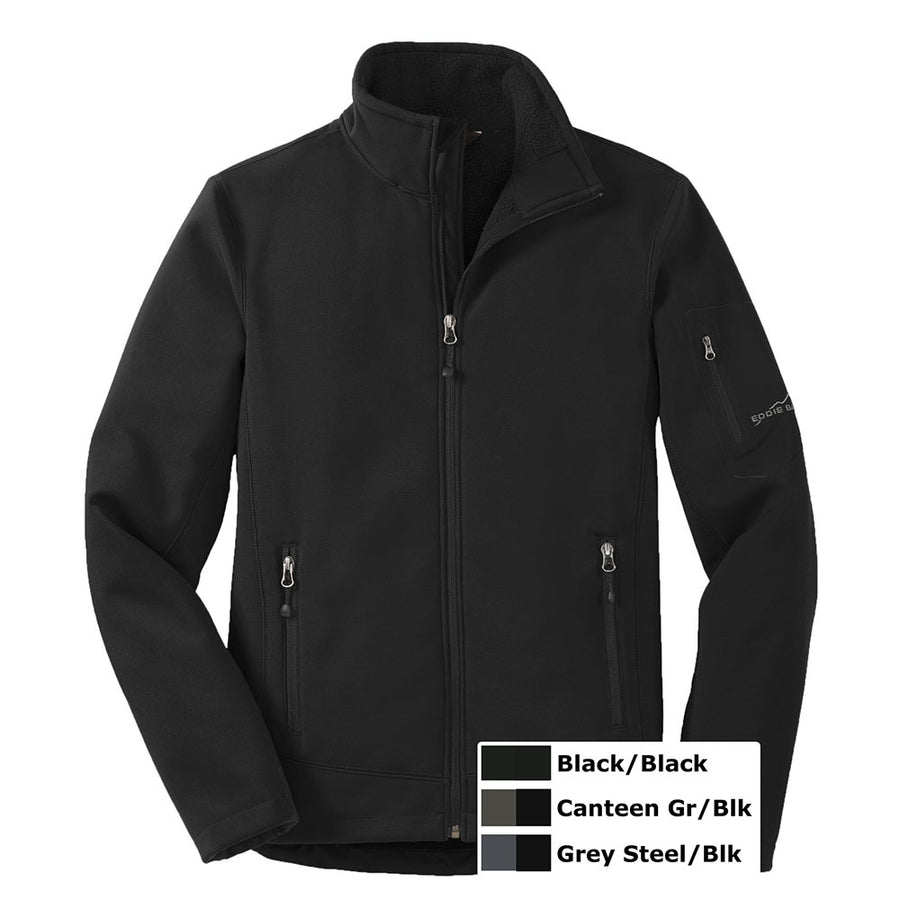 EDDIE BAUER SOFTSHELL JACKET - Advanced Sportswear Inc, - Newport, MN
