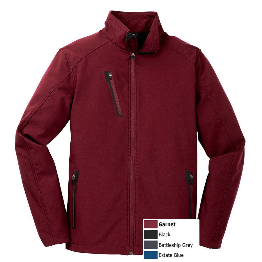 PORT AUTH WELDED SOFT SHELL JKT - Advanced Sportswear Inc, - Newport, MN