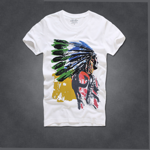 Fashion print Summer Tees