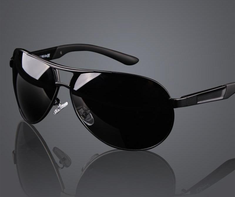 Fashion Men's UV400 Polarized coating Sunglasses