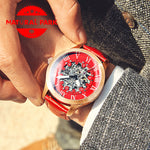 Luxury Skeleton Automatic Mechanical Watches