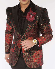 Blazer for Men F.P. Red - ANGELINO