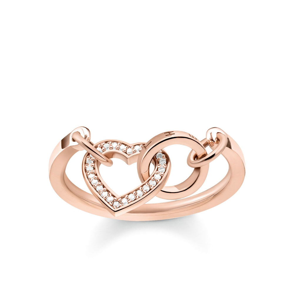 "Ring ""TOGETHER Heart"""