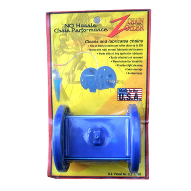 Chain Cleaner Z Chain Oiler - Blue