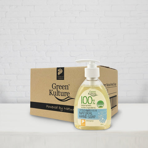 Natural Hand Soap - Case of 12