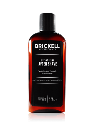 Instant Relief Men's Aftershave