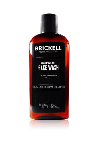 Clarifying Gel Face Wash for Men
