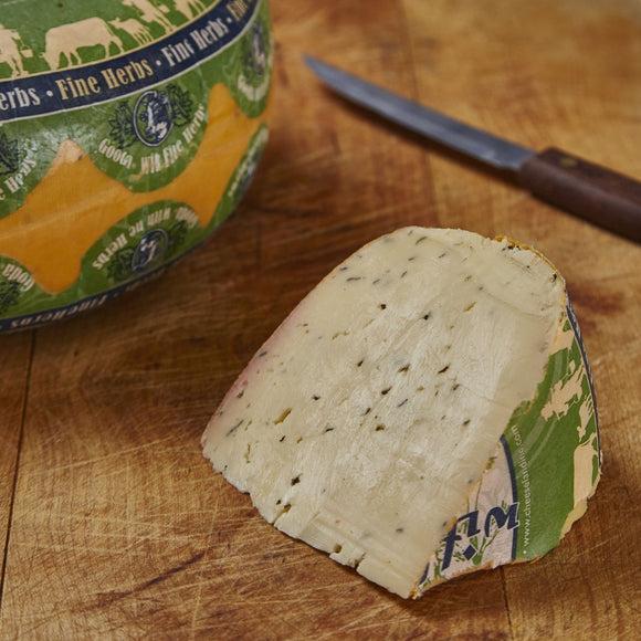 Gouda with Fine Herbs (Netherlands)
