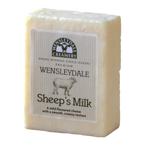 Wensleydale Sheep's Milk (England)
