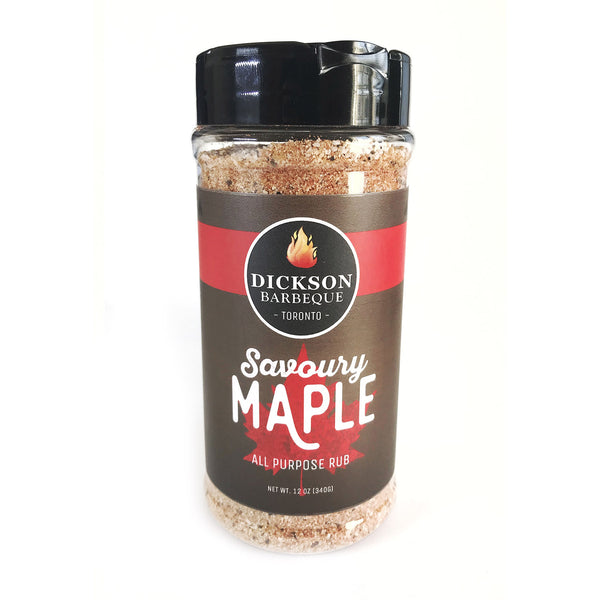 Dickson Barbeque: Savoury Maple All Purpose Rub